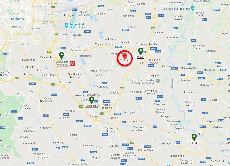 Extra Immobiliare - Residenza Umberto I Mappa